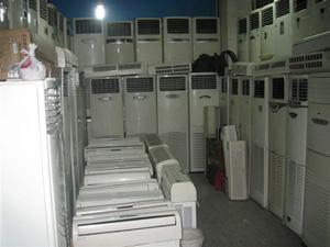 东莞柜机空调回收