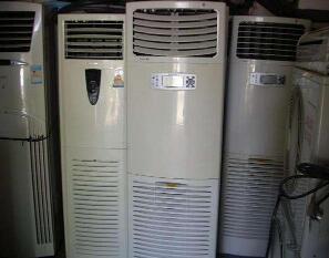 大量回收柜机空调,好坏都要