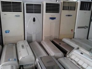 东莞品牌挂式机空调回收