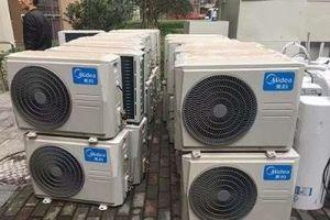 东莞空调回收,柜机挂机空调回收,中央空调回收,美的格力空调专业回收